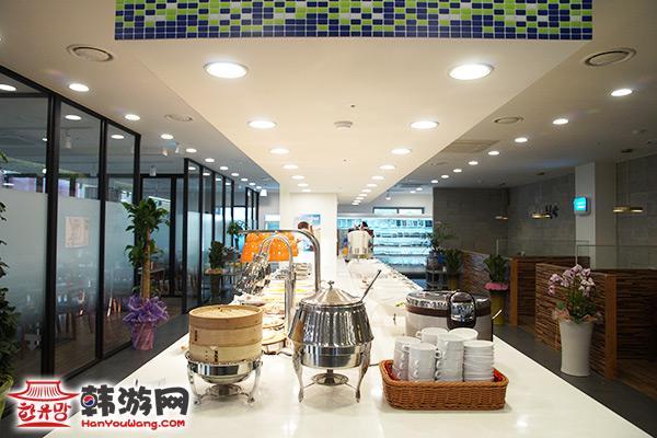 济州岛天海天火锅自助餐厅33