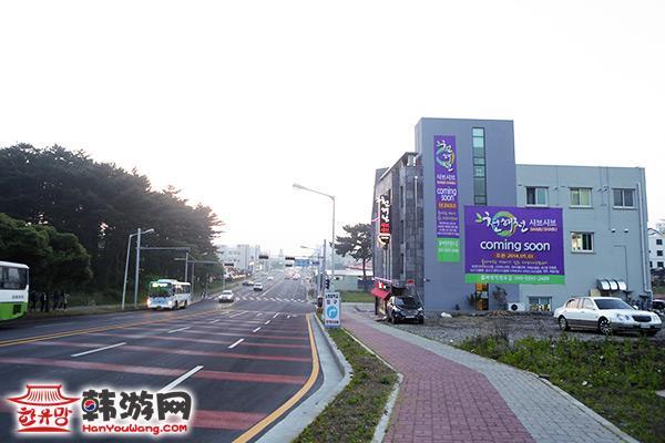 济州岛天海天火锅自助餐厅36