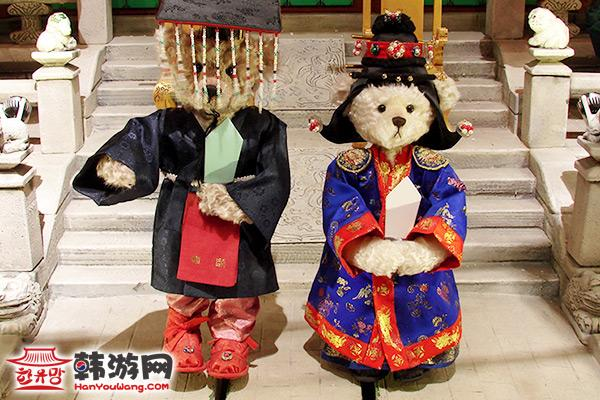 雪岳泰迪熊博物馆_韩国景点_韩游网