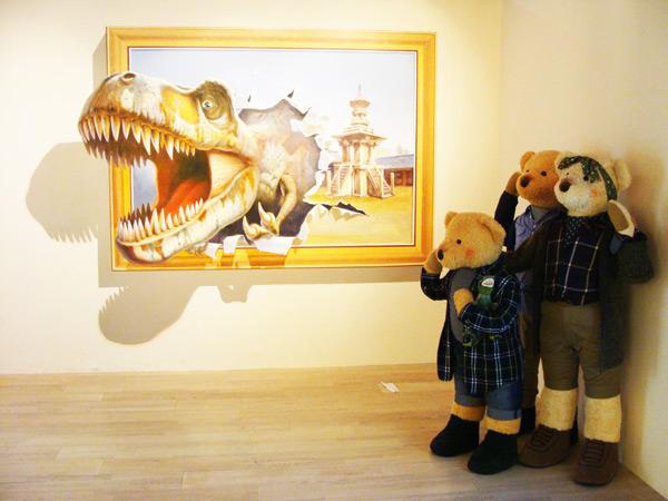 庆州泰迪熊博物馆介绍三