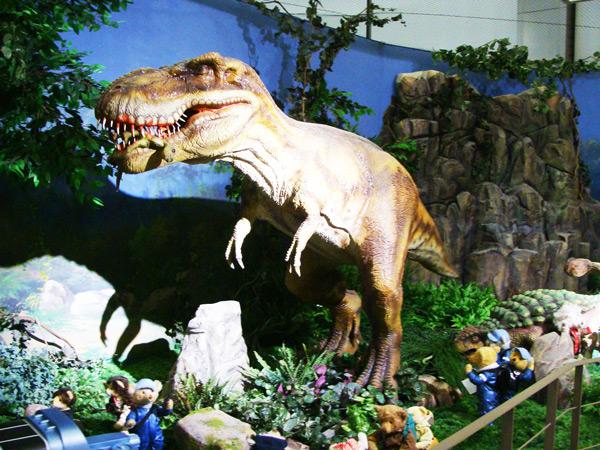 庆州泰迪熊博物馆恐龙五