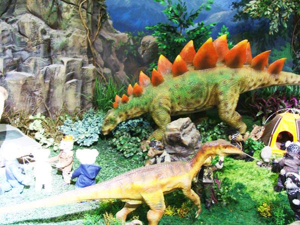 庆州泰迪熊博物馆恐龙六