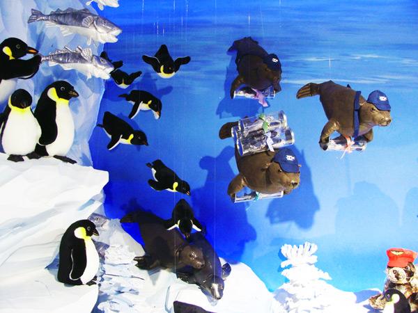 庆州泰迪熊博物馆海洋馆三