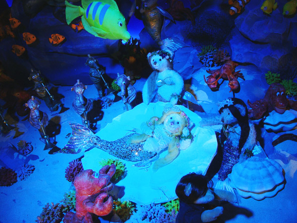 庆州泰迪熊博物馆海洋馆六