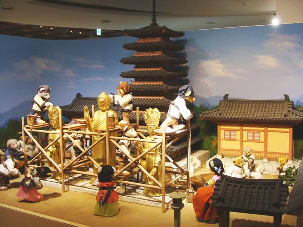 庆州泰迪熊博物馆新罗二