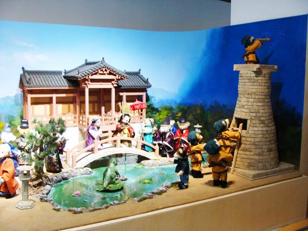 庆州泰迪熊博物馆新罗三