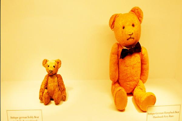 庆州泰迪熊博物馆历史一