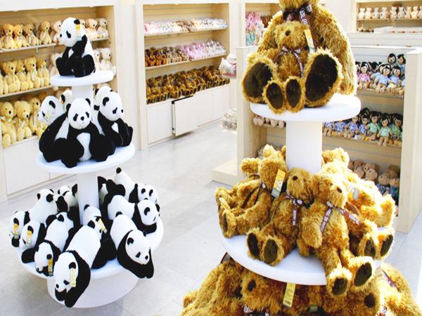 庆州泰迪熊博物馆商店一