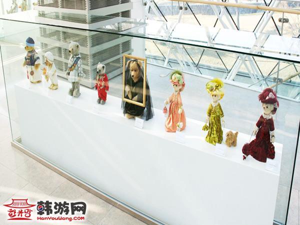 庆州泰迪熊博物馆商店二