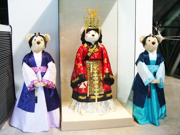 庆州泰迪熊博物馆新罗六