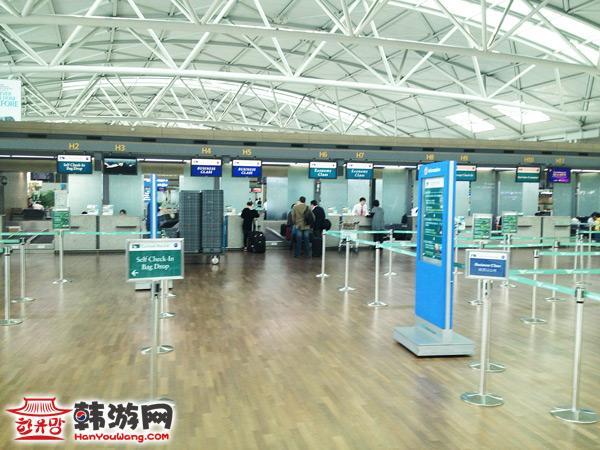 仁川国际机场托运