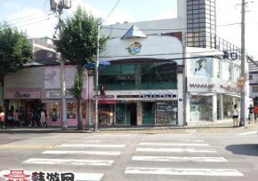 庆熙大Coffee & Coffee刨冰咖啡店