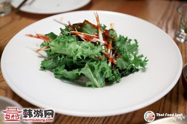林荫路珊瑚韩食店07