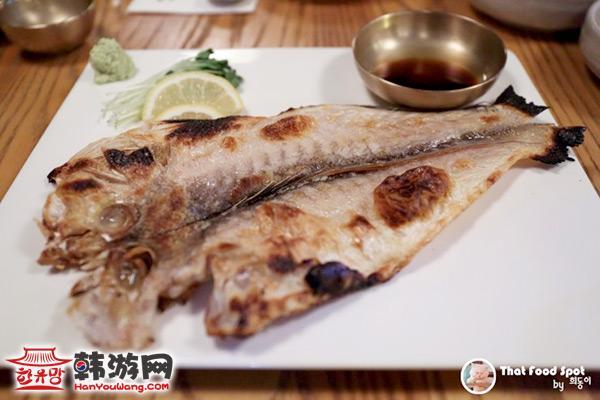 林荫路珊瑚韩食店10