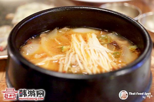 林荫路珊瑚韩食店12