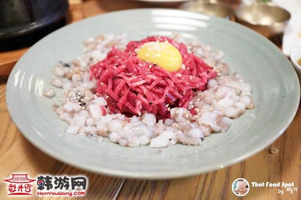林荫路珊瑚韩食店16