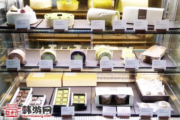 OSULLOC甜品饮品小店03