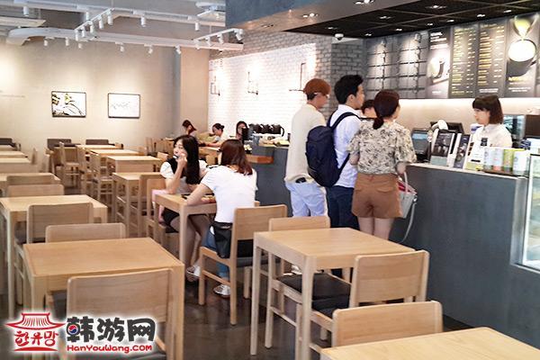 OSULLOC甜品饮品小店07