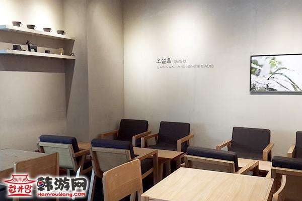 OSULLOC甜品饮品小店09