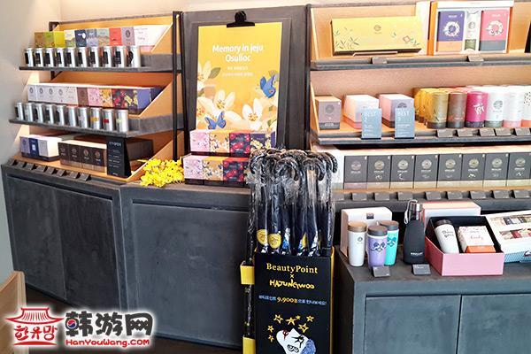 OSULLOC甜品饮品小店11