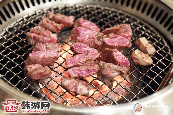 清潭洞KOREA HOUSE烤韩牛店08