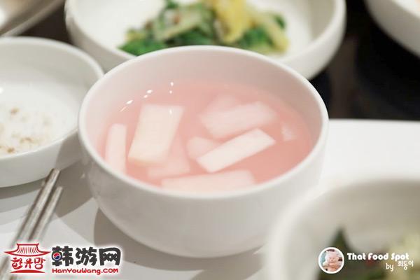 清潭洞KOREA HOUSE烤韩牛店11