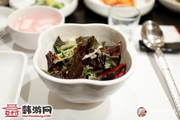 清潭洞KOREA HOUSE烤韩牛店12