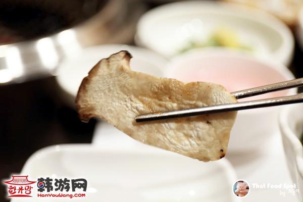 清潭洞KOREA HOUSE烤韩牛店15