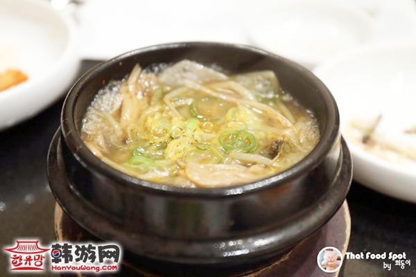 清潭洞KOREA HOUSE烤韩牛店16