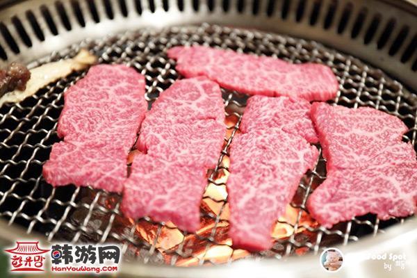 清潭洞KOREA HOUSE烤韩牛店18