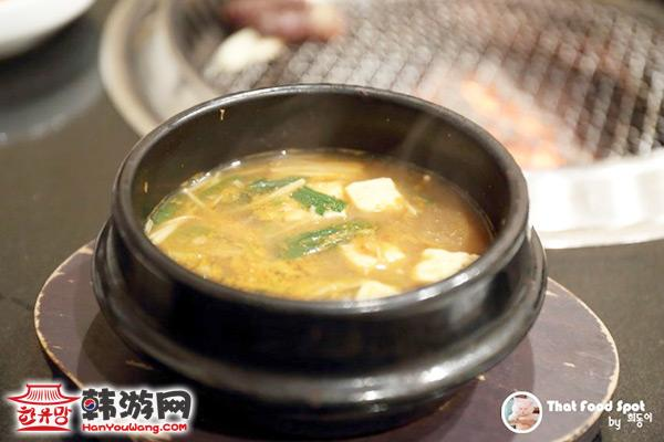 清潭洞KOREA HOUSE烤韩牛店23