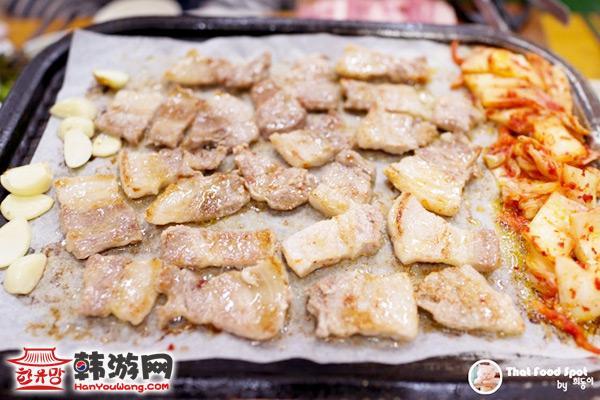 江南站火炉烧烤BAU GOL美食店12