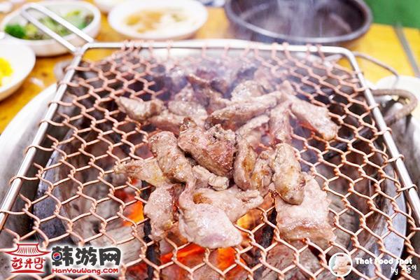江南站火炉烧烤BAU GOL美食店20