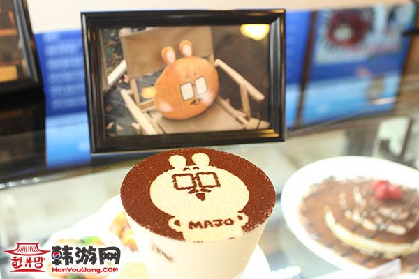 清潭洞MAJO&SADY咖啡店05