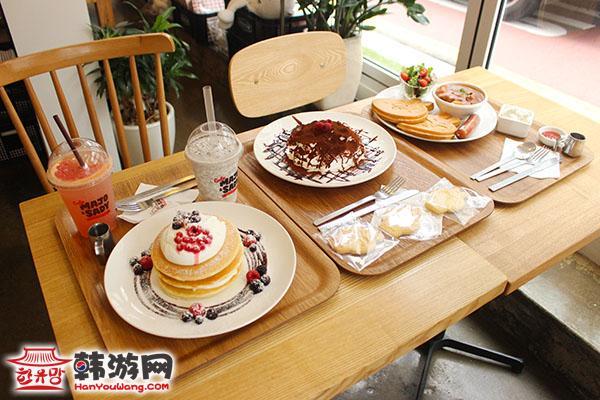 清潭洞MAJO&SADY咖啡店06