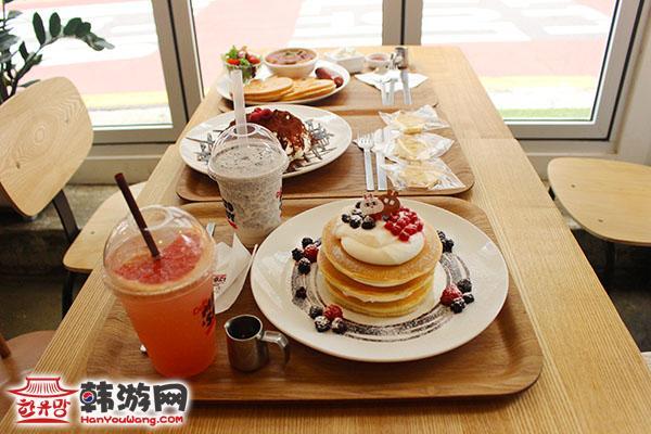 清潭洞MAJO&SADY咖啡店07
