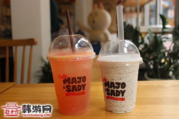 清潭洞MAJO&SADY咖啡店08