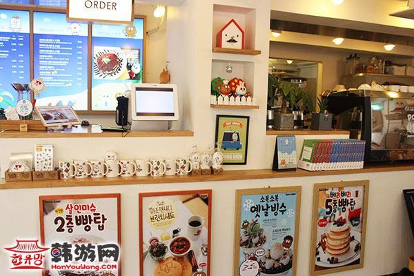 清潭洞MAJO&SADY咖啡店10