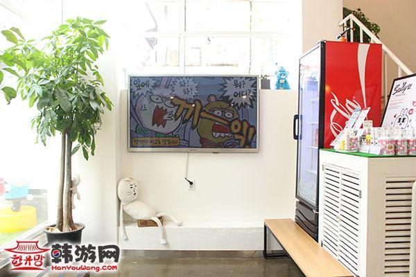 清潭洞MAJO&SADY咖啡店11