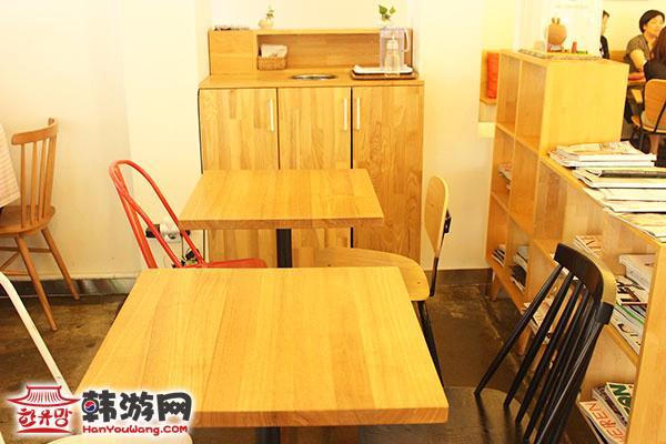 清潭洞MAJO&SADY咖啡店15