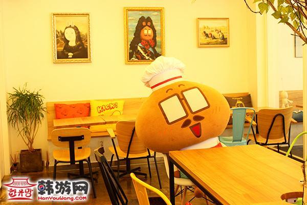 清潭洞MAJO&SADY咖啡店16