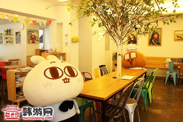 清潭洞MAJO&SADY咖啡店12