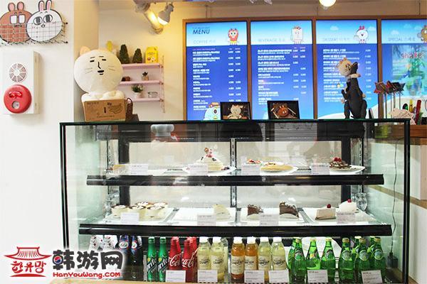 清潭洞MAJO&SADY咖啡店13