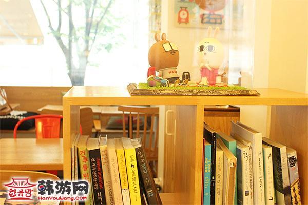 清潭洞MAJO&SADY咖啡店14