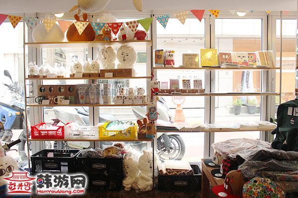 清潭洞MAJO&SADY咖啡店18