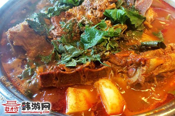 景福宫新义州米肠店_韩国美食_韩游网