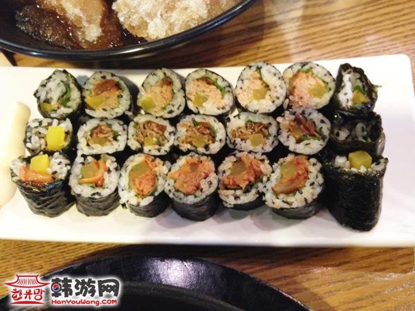 明洞SCHOOL FOOD特色小吃_韩国美食_韩游网