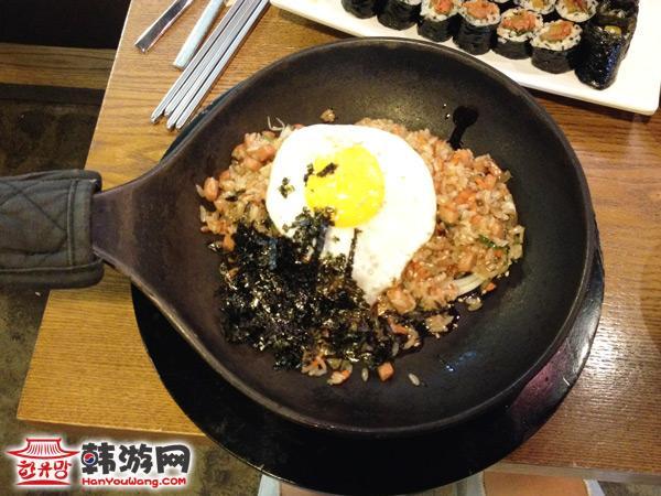 SCHOOL FOOD炒饭
