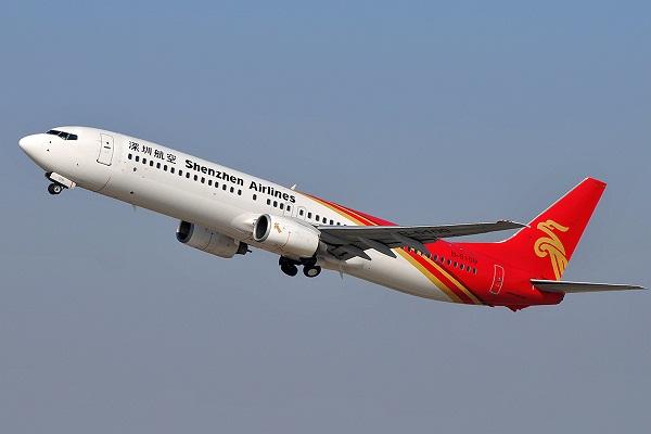 深圳航空增加赴韩国首尔航班至每周12班