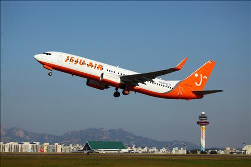 韩国釜山-石家庄航线9月16日将开通 济州航空执飞